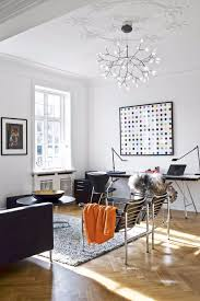 5 mid century suspension lighting designs for your living room