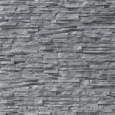 Grey Wall Tile Wonderful Gray Slate Panels Get A Stone Look
