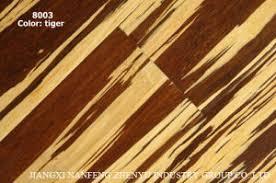 china tiger stripe strand woven bamboo flooring 8003 china