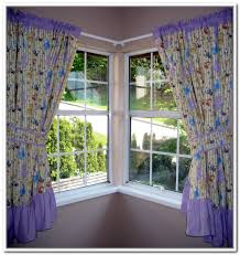 Curtain Rod Extender Diy by Curtain Rod Corner Connector In A Bay Window U2014 The Homy Design
