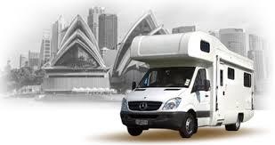 Campervan Hire Sydney Australia