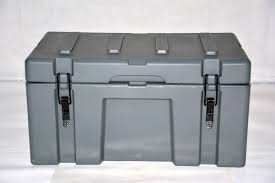 Poly Storage Case 50L Heavy Duty Plastic Case Poly Trade Box - 630mm ...