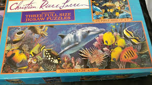 100 Christian Lassen Jigsaw Puzzles Riese And 50 Similar Items