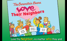 Berenstain Bears Halloween by Bb Love Their Neighbors Android Apps On Google Play