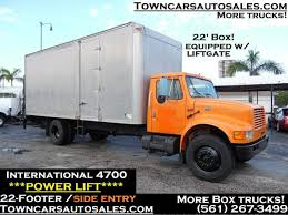 2001 INTERNATIONAL 4700 Box Truck 22-FT *POWER LIFT GATE* Diesel Box ... West Auctions Auction Bankruptcy Of Macgo Cporation 2007 Gmc C7500 Diesel Cat C7 24ft Box Truck Lift Gate 9300 2011 Intertional Durastar 4300 76 Dt466 Diesel 25 Box Truck 2010 Intertional With Side Door 76724 Cassone Nissan Ud 2600 Cars For Sale 1997 Isuzu Npr Box Truck Item L3091 Sold June 13 Paveme 2018 Isuzu Nrr 18 Ft Van For Sale 554956 2004 Nqr Cab Over Chevrolet Chevy C6500 11000 Pclick N75190 Curtain Sider Van 52 Tiptronic