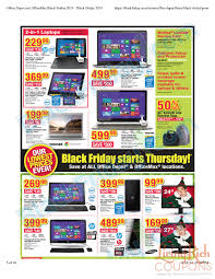 fice Depot Black Friday Ad 2014 fice Depot Black Friday Deals