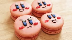 Nerdy Nummies Halloween Challenges by How To Make Kirby Macaroons Nerdy Nummies Youtube