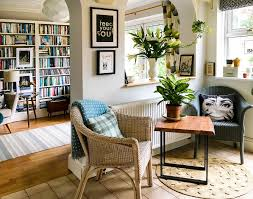 A 1930s Bristol, England Home For A Book Lover – Design*Sponge