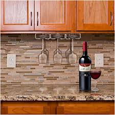 Under Cabinet Stemware Rack by Under Cabinet Wine Glass Rack Design U2014 Optimizing Home Decor Ideas