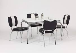 Just-Americana.com American Diner Furniture 50s Style Retro Rectangular  Table 4 Chairs Aldridge High Gloss Ding Table White With Black Glass Top 4 Chairs Rowley Black Ding Set And Byvstan Leifarne Dark Brown White Fnitureboxuk Giovani Blackwhite Set Lorenzo Chairs Seats Cosco 5piece Foldinhalf Folding Card Garden Fniture Set Quatro Table Parasol Black Steel Frame Greywhite Striped Cushions Abingdon Stoway Fads Hera 140cm In Give Your Ding Room A New Look Rhonda With Inspire Greywhite Kids Chair