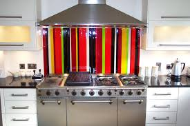 Patterned Glass Splashbacks For Kitchens Uk