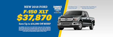100 Truck Prices Blue Book Shawnee Mission Ford New Used Ford Dealership Shawnee KS