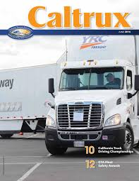June 2016 Caltrux By Jim Beach - Issuu Faulkner Trucking Electric Trucks Will Help Kill Dirty Diesel California Lawmakers Autonomous Semis Could Solve Truckings Major Labor Shortage Driver Of The Monthyear Awards Association Caltrux Competitors Revenue And Employees Owler Company Profile Northern Southern Safety Council Industry News Career School Small Fleets Announces Partnership With Cal Test Bb