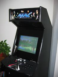X Arcade Mame Cabinet Plans by Arcadecab Introduction