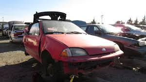 Junkyard Find: 1992 Geo Metro LSi Convertible Junkyard Find 1990 Geo Metroamino Pickup The Truth About Cars Creative Metro Truckish Thing Project Ecomudder Mud Machine Bug Out Vehicle Photo Worst Ever Pinterest Dream Cars And 1991 Lsi Convertible 10l Manual Bangshiftcom Rough Start Stretch Is A Real And 1988 Chevy Sprint To Finish Hot Rod Network How Make A Cartruck Tow Dolly Cheap 10 Steps Car Shipping Rates Services Chevrolet Van Trying To Jump Longest Redneck Truck With Youtube 55 Mph Tbone Crash Results Colorado Gmc Canyon 1968 Overview Cargurus