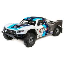 100 Losi Trucks Gas N Go 5IVET 20 BND 15scale Short Course Truck RC Newb