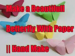 Hand Make Paper Things