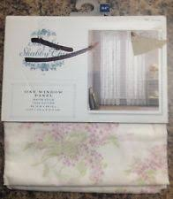 Simply Shabby Chic Curtain Panel by Simply Shabby Chic Floral Curtains Drapes U0026 Valances Ebay