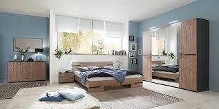 schlafzimmer silber tanne dekor chrom