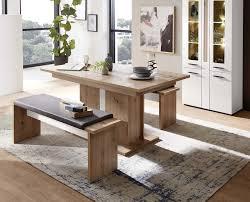 loft two esszimmer set 3 tlg weiß artisan günstig möbel küchen büromöbel kaufen froschkönig24