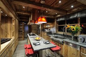 cuisine style chalet chalet à courchevel luxe tout simplement courchevel