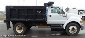 2006 Ford F650 Super Duty XL Dump Truck | Item DC5727 | SOLD... Home I20 Trucks Used 2007 Mack Cv713 Triaxle Steel Dump Truck For Sale In Al 2644 1999 Kenworth W900 Tri Axle Peterbilt Dump In Alabama For Sale Used On Trucks Ks 2013 Kenworth T800 Truck 29375 Miles Morris Il 2010 Intertional Durastar 4300 Dump Truck Item Dc5726 Together With Cat Or 1 64 Mack Buyllsearch