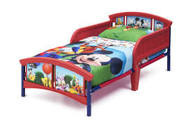 Thomas The Tank Engine Toddler Bed by Delta Children Mickey Mouse Convertible Toddler Bed U0026 Reviews