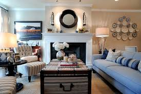 living room wall sconces and ceiling spotlights also drum shade