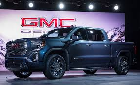 2019 GMC Sierra First Look: New Truck Pushes Past Silverado With ...