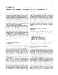 Appendix C - Turning Performance Analysis Of Specific Design ... Fdm 1125 Intersections At Grade Truck Making Tight Turn On Residental Street Youtube Semi Trailer Drawing Getdrawingscom Free For Personal Use Intersection Channelization Guidelines Longer And Wider Trucks Truck Routing Api Bing Maps Enterprise Design Vechicle Turning Radius Curb Xilin High Lift Hand Pallet Jf Material Handling Chapter 400 Intersections At Grade Landscaping Your Business Needs Project Cost Estimates 4a Design For Trucks