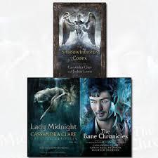 Image Is Loading Cassandra Clare 3 Books Set Lady Midnight Bane