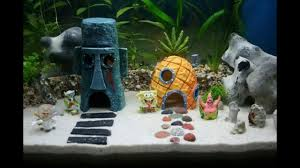 Spongebob Fish Tank Ornaments Australia by Fascinating Cool Fish Tank Ideas 51 In Elegant Design With Cool
