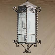 lovely wrought iron outdoor light fixtures bistrodre porch and
