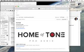email How to stop images in apple mail signature is being