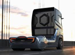 100 Simi Truck Nikola Announces AllElectric Semi Up To 1000kWh Battery