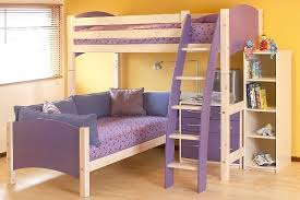 Perfect Kids Bunk Beds With Desk Childrens Bunk Beds Steens Kids