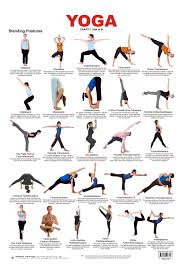 Yoga Poses Names Chart Fresh Trikonasana Triangle Pose Benefits