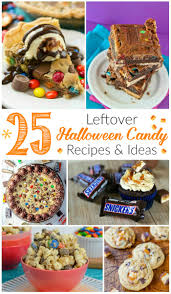 Halloween Candy Dish by 25 Leftover Halloween Candy Recipes Mommy Mafia