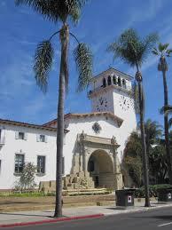 Santa Barbara Courthouse Mural Room by Santa Barbara Walking Tour California U0027s Spanish Colonial Dream
