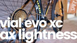 AX lightness Vial evo XC