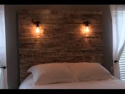 Headboard Lights For Reading by Headboard With Lights How To Youtube