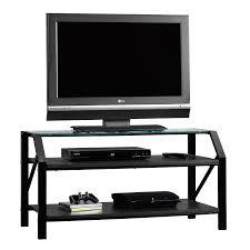 Sauder Executive Desk Staples by Beginnings Tv Stand 412754 Sauder