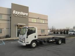 2012 ISUZU NPR CAB CHASSIS TRUCK FOR SALE #3975