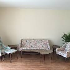 Vintage Danish Mid Century Modern Style Furniture