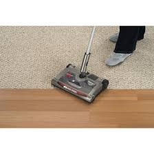 Shark Rechargeable Floor And Carpet Sweeper Battery by Bissell Perfect Sweep Turbo Carpet U0026 Floor Sweeper Driftwood