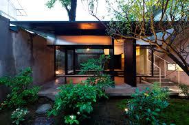 100 Backyard Tea House In Li Garden Architect Magazine Atelier Deshaus