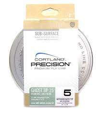 Sink Tip Fly Line Uk by Cortland 444 Precision Series Ghost Tip 15 U0027 Fly Line New Fly