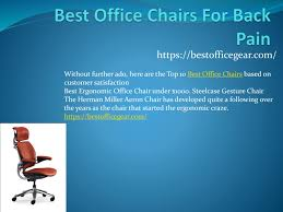 Best Office Chairs Back Support By Bnaomreen - Issuu Best Ergonomic Chair For Back Pain 123inkca Blog Our 10 Gaming Chairs Of 2019 Reviews By Office Chairs Back Support By Bnaomreen Issuu 7 Most Comfortable Office Update 1 Top Home Uk For The Ultimate Guide And With Lumbar Support Ikea Dont Buy Before Reading This 14 New In Under 100 200 Best Get The Chair