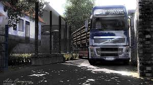 100 Euro Truck Simulator 3 ICRF MAP SUKABUMI BY ADIEVERGREEN1976 ETS 2 2 Mods