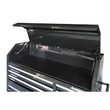 Husky 52 In. 18-Drawer Tool Chest And Rolling Tool Cabinet Set ...